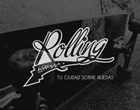 ROLLING STREET - BRANDING