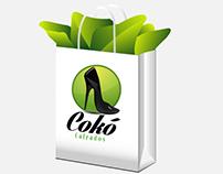 Logotipo Coko