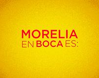 Morelia en boca para Rioja