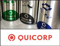 QUICORP - Campaña Reciclaje