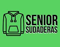 Senior Sudaderas | A design project.