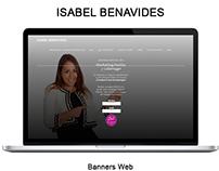 Web Isabel Benavides