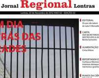 Redesign Jornal Lontras