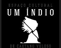 Espaço cultural / Um índio