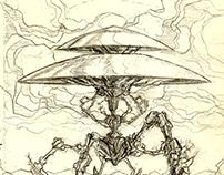Magnidrone