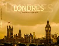 Álbum Londres - EuroTrip 2013