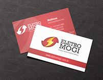 Identidade Visual Eletro Mogi