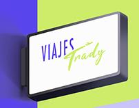 Branding para Viajes Trady