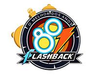 Criação de logotipo para o Blog FlashBack