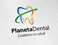 PlanetaDental Logo