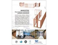 Marcetex - Anúncio revista