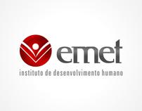 Logotipo Emet - Instituto de Desenvolvimento Humano