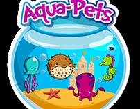 """Aqua-Pets, Pelotas de Esponja 2.5"""""""