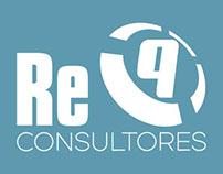 RE9 Consultures - Branding