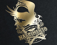 Barbearia Nascimento - Branding Identity