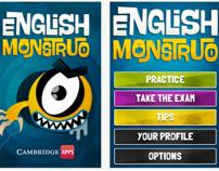 2012. English Monstruo App by Cambridge University