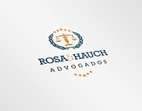 Rosa&Hauch Advogados, Projeto de identidade visual