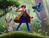 Hugoshi Pokemon Trainer