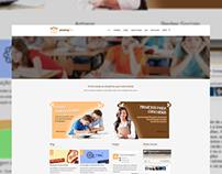 Site institucional (EnsinaRio)