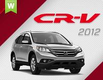CR - V 2012 - Honda