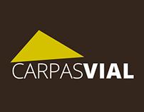 """Diseño web """"Carpas Vial"""""""