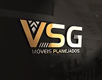 Logotipo criada para VSG