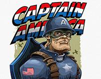CAPTAIN AMERICA - FAN ART