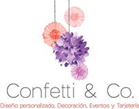 Imagen Corporativa: Empresa de Diseño y Decoración