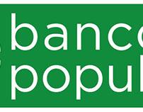 Renovación de logo Banco Popular (Proyecto Portafolio)