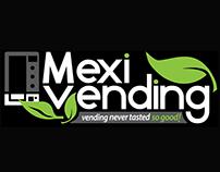 Diseño de Imagen Gráfica Mexi Vending
