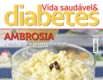 Vida Saudável & Diabetes (Ed.12) - Graphic Design