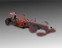 Vector Auto Formula Uno