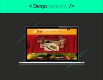 Web site Soparia Daterra.