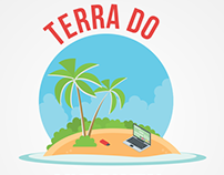 Logo Terra do MKT Digital