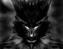Werewolf (Autodesk SketchbookX)