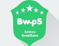 Logotipo - Brazilians W.Patchs