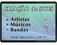 Sites - Artistas, Músicos, Bandas