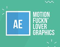 Motion Fuckn' Lover Graphics