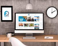 Sitio web para un portal de noticias