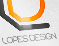 Logotipo - Lopes Design