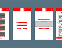 Web and Mobile Layout