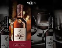 Ron Abuelo - Rediseño
