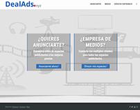 Prototipado con Wordpress: DealAds