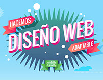 Diseño Web Responsive - WordPress