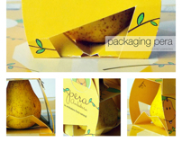 Packaging pera