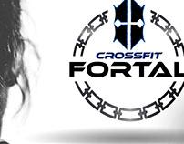Logo Design - Crossfit Fortal