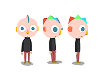 Diseño de personajes - Character design
