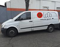 Rotulación vehicular para LoGo