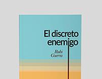 Diseño portada - El discreto enemigo