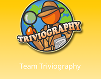 Triviography (Scavenging Hunt Game)